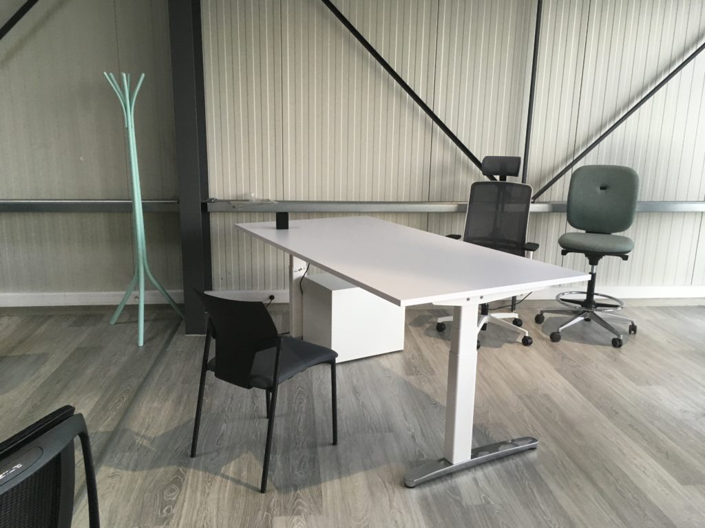 Un nouveau showroom
